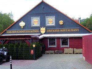 Harzer Schnitzelkönig Lauthental