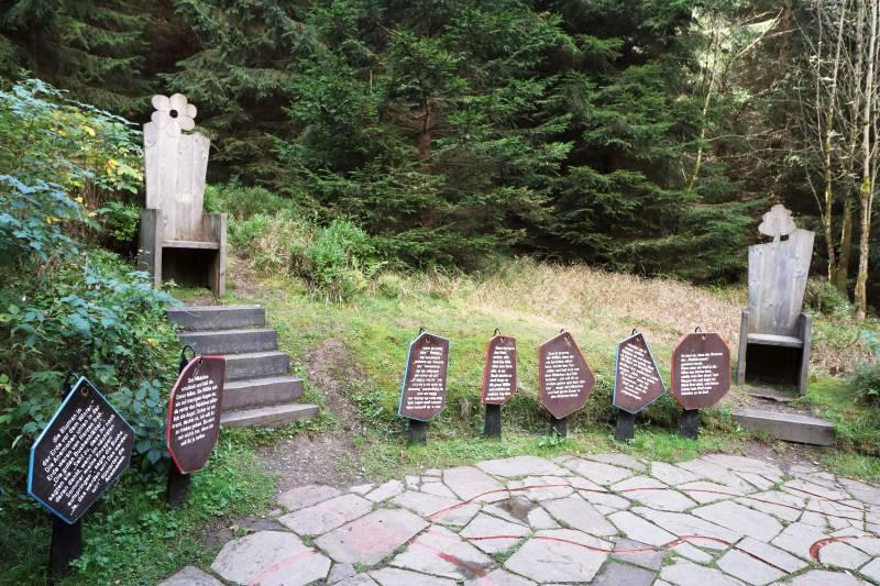 Naturmythenpfad Märchenplatz